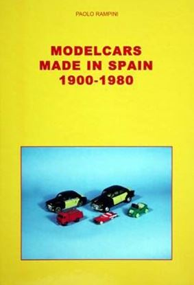 Picture of MODELCARS MADE IN SPAIN 1900-1980