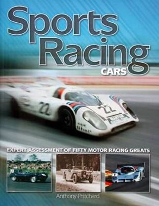 Immagine di SPORTS RACING CARS EXPERT ASSESSEMENT OF FIFTY MOTOR RACING GREATS