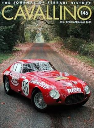 Immagine di CAVALLINO THE JOURNAL OF FERRARI HISTORY N° 146 – APRIL/MAY 2005