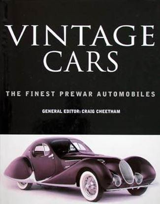 Immagine di VINTAGE CARS THE FINEST PREWAR AUTOMOBILES