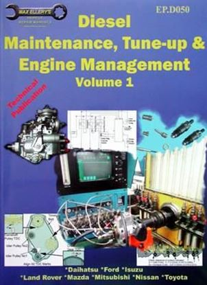 Immagine di DIESEL MAINTENANCE, TUNE-UP & ENGINE MANAGEMENT VOL. 1