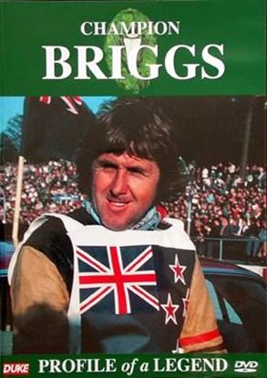 Picture of CHAMPION BRIGGS PROFILE OF A LEGEND (Dvd)
