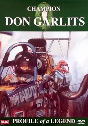 Picture of CHAMPION DON GARLITS PROFILE OF A LEGEND (Dvd)