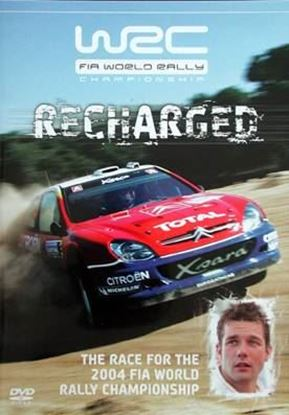 Immagine di WRC RECHARGED 2004 FIA WORLD RALLY CHAMPIONSHIP (Dvd)