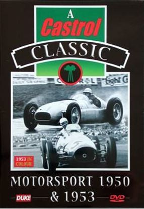 Picture of A CASTROL CLASSIC - MOTORSPORT 1950 & 1953 (Dvd)