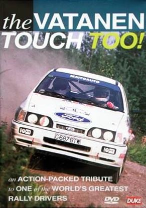 Immagine di THE VATANEN TOUCH TOO! (Dvd)