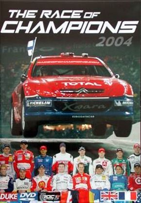 Picture of THE RACE OF CHAMPIONS 2004 (Dvd)