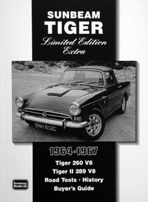 Picture of SUNBEAM TIGER 1964-1967 LIMITED EDITION EXTRA