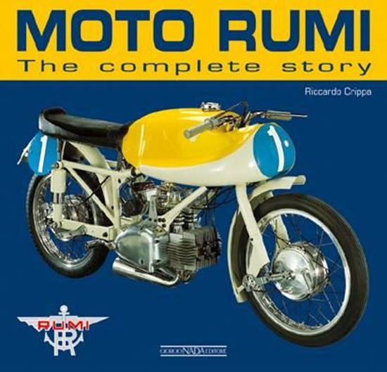 Picture of MOTO RUMI: THE COMPLETE STORY