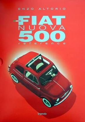 Immagine di FIAT NUOVA 500 REFERENCE Ed. Inglese/English ed.