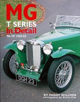 Picture of MG T SERIES IN DETAIL TA-TF 1935-55