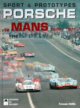 Picture of PORSCHE AU MANS 1966-1971 SPORT & PROTOTYPES