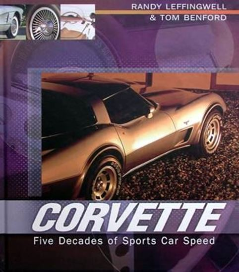 Picture of CORVETTE: FIVE DECADES OF SPORTS CAR SPEED