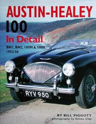 Immagine di AUSTIN HEALEY 100 IN DETAIL