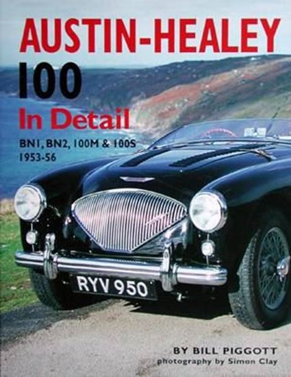 Picture of AUSTIN HEALEY 100 IN DETAIL
