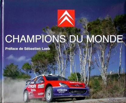 Picture of CITROEN CHAMPIONS DU MONDE