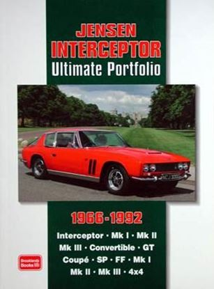 Picture of JENSEN INTERCEPTOR ULTIMATE PORTFOLIO 1966-1992