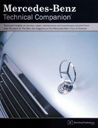 Picture of MERCEDES-BENZ TECHNICAL COMPANION
