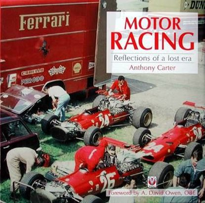 Picture of MOTOR RACING REFLECTIONS OF A LOST ERA
