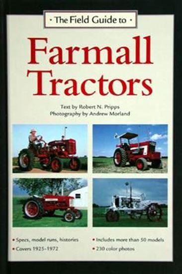 Picture of THE FIELD GUIDE TO FARMALL TRACTORS