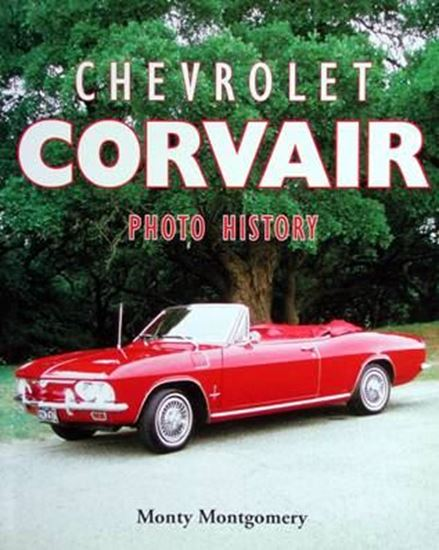 Picture of CHEVROLET CORVAIR PHOTO HISTORY