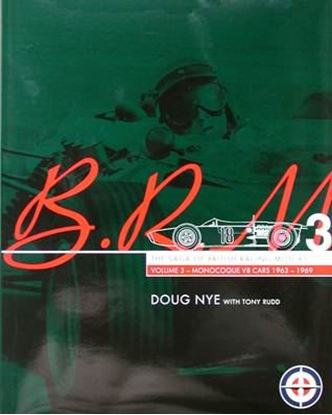 Picture of BRM THE SAGA OF BRITISH RACING MOTORS VOL. 3: MONOCOQUE V8 CARS 1963-1969