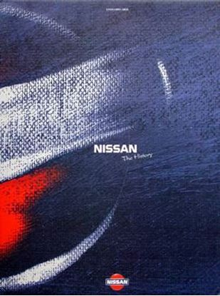 Picture of NISSAN: THE HISTORY