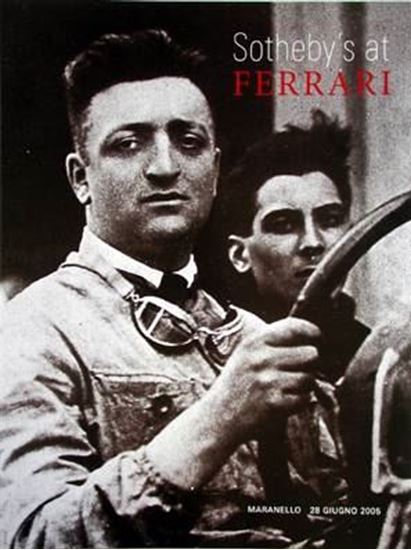 Immagine di SOTHEBY'S AT FERRARI