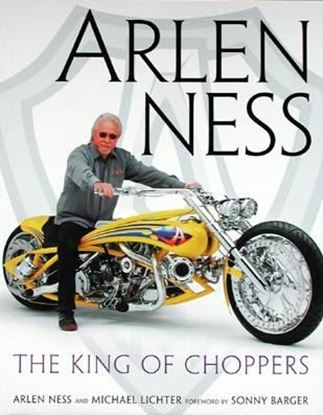 Picture of ARLEN NESS: THE KING OF CHOPPERS