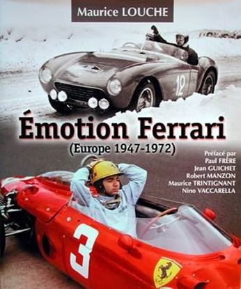 Picture of EMOTION FERRARI: EUROPE 1947-1972