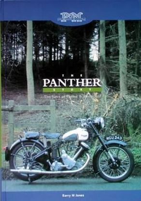 Picture of THE PANTHER STORY - THE STORY OF PHELON & MOORE LTD