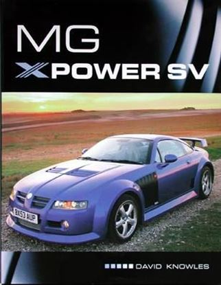 Picture of MG X-POWER SV