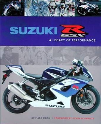 Picture of SUZUKI GSX-R: A LEGACY OF PERFORMANCE