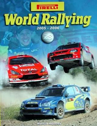 Immagine di WORLD RALLYING PIRELLI N. 28 2005/2006