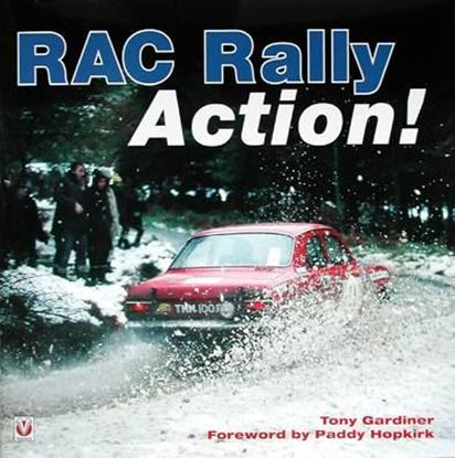 Picture of RAC RALLY ACTION! - FROM THE 60s-70s-80s