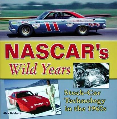 Immagine di NASCAR WILD YEARS STOCK-CAR TECHNOLOGY IN THE 1960s