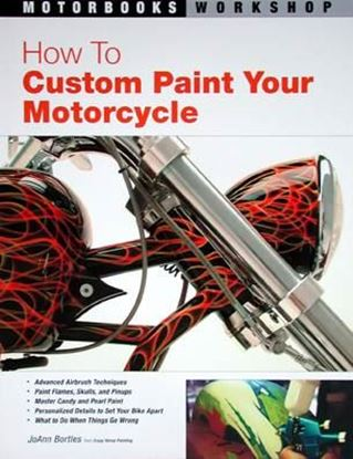 Immagine di HOW TO CUSTOM PAINT YOUR MOTORCYCLE