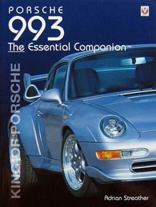 Picture of PORSCHE 993: THE ESSENTIAL COMPANION. New 2019 edition