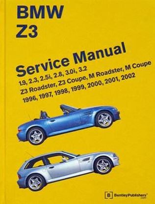 Picture of BMW Z3 1996-2002 SERVICE MANUAL