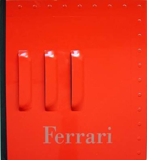 Immagine di FERRARI THE RED DREAM Ed. con copertina in metallo/Metal cover edition - Italian edition