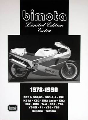 Immagine di BIMOTA 1978/1990 LIMITED EDITION EXTRA