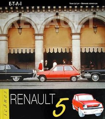 Picture of RENAULT 5 ICONES