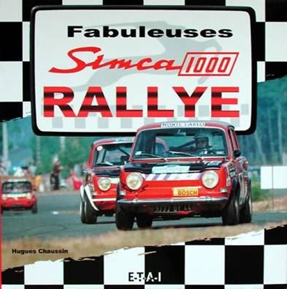 Picture of FABULEUSES SIMCA 1000 RALLYE