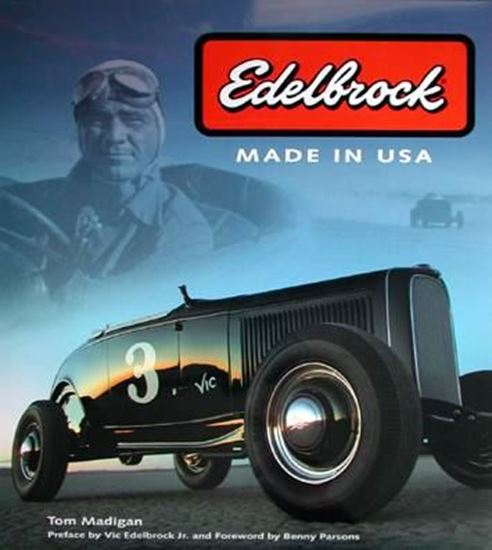 Immagine di EDELBROCK MADE IN USA