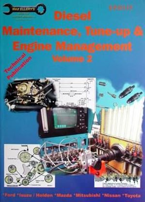 Picture of DIESEL MAINTENANCE, TUNE-UP & ENGINE MANAGEMENT VOL 2
