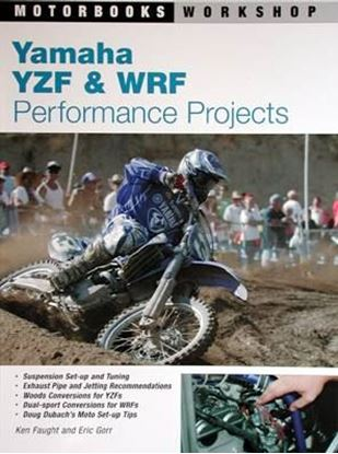 Picture of YAMAHA YZF AND WRF PERFORMANCE PROJECTS
