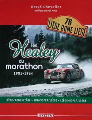 Picture of LES HEALEY DU MARATHON 1951-1964