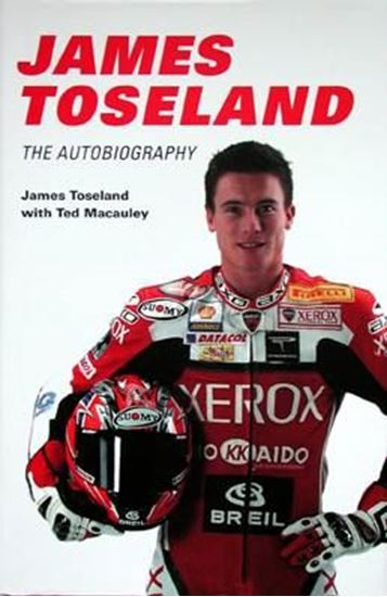 Picture of JAMES TOSELAND THE AUTOBIOGRAPHY