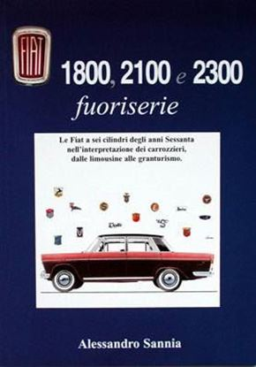 Picture of FIAT 1800, 2100 E 2300 FUORISERIE