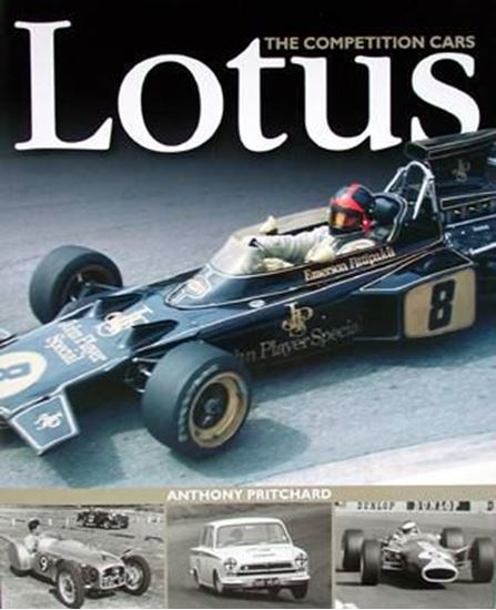 Picture of LOTUS THE COMPETITION CARS
